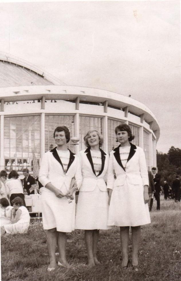DAINŲ ŠVENTĖ 1965 M.