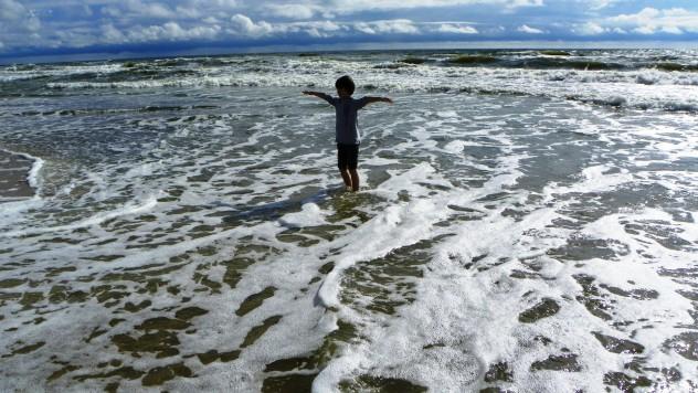 Rokiukas ir jūra