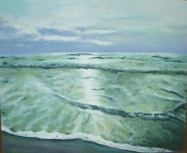 Jūra. Gražuolė Baltija