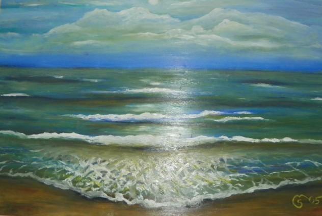 Jūra. Vėjas