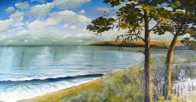 Jūra. Nida